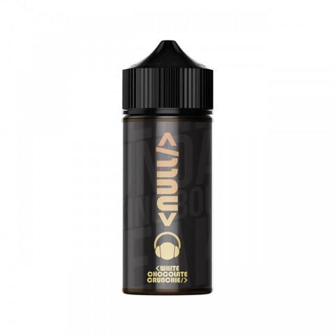 Null E-Liquid - White Chocolate Crunchie