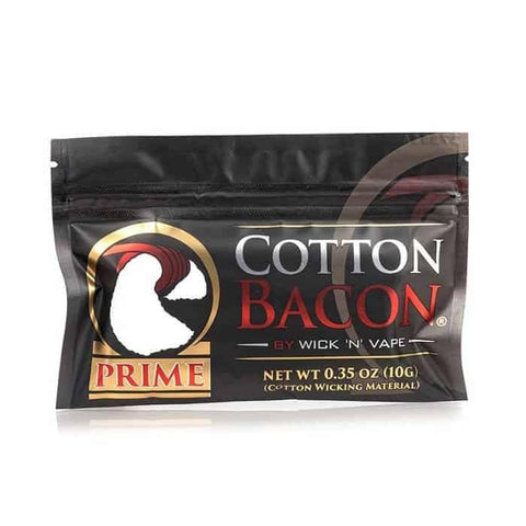 Wick n' Vape Prime Cotton Bacon