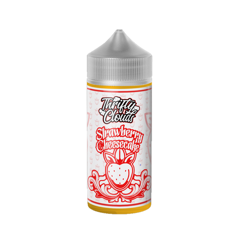 Thrifty Clouds - Strawberry Cheesecake