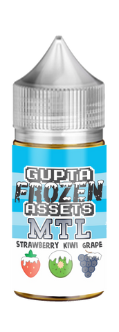 Rebel Revolution - Gupta Frozen Assets MTL