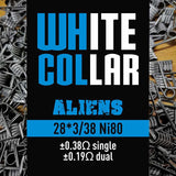 White Collar - Alien Coils
