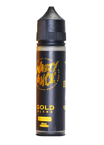 Nasty Juice - Gold Tobacco - The Vape Corp