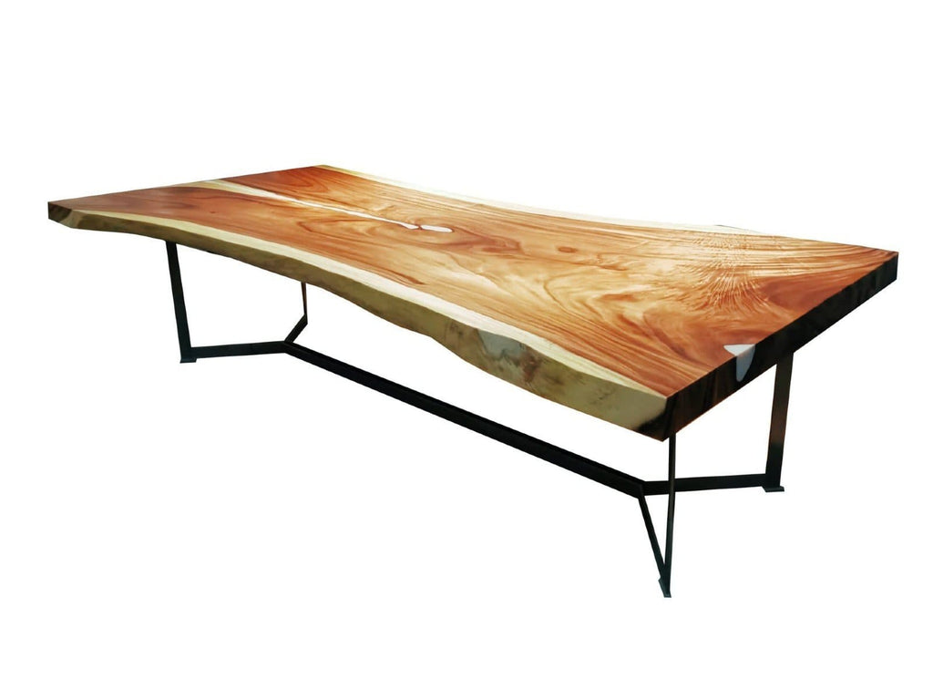 Acacia-Wood-Live-Edge-Dining-Table-with-White-Epoxy-Resin-Inlays