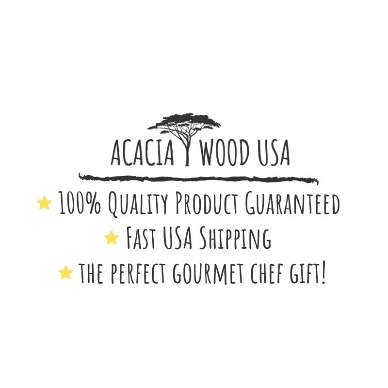 Acacia Wood USA Guarantee