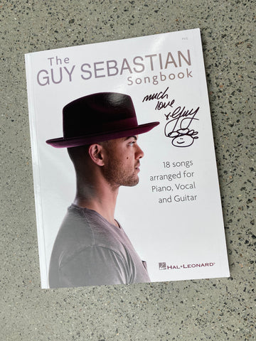 Guy Sebastian songbook