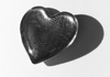 2016 'Fingerprint Heart' Pin