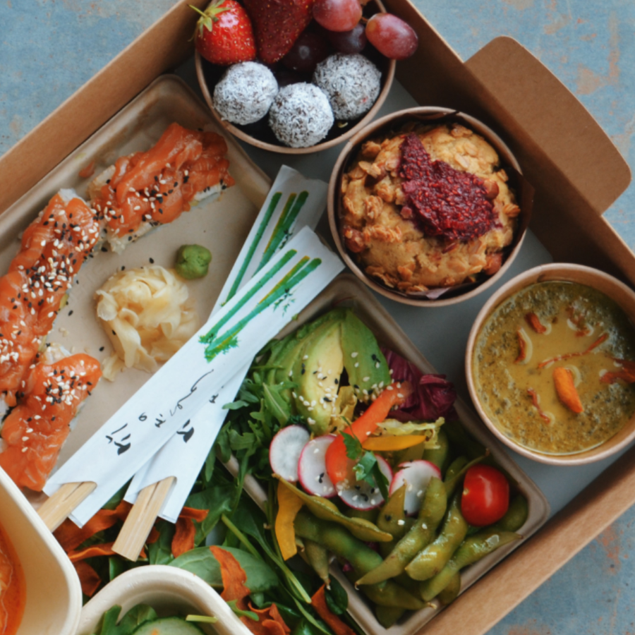 Brunch Box - Fish Lover Break