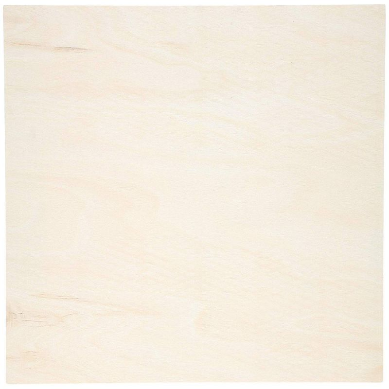 Wood Paint Panel Boards (12 Inches, 6-Pack)