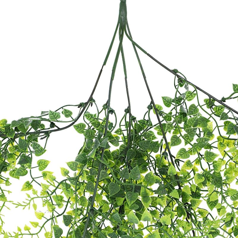 Bright Creations Artificial Ivy for DIY Crafts, Decor (5 Pack)