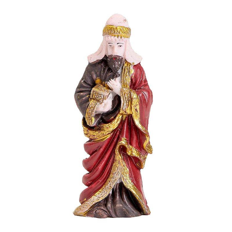 Mini Christmas Nativity Scene (10 Pieces)