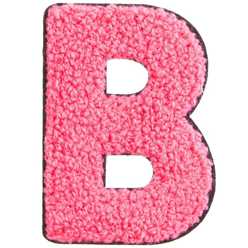 Bright Creations Iron On Alphabet Letter Patches A - Z (31 Count)