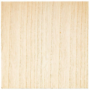 Unfinished MDF Rectangle Wood Blocks for DIY Crafts (7 x 7 in, Natural Color, 4 Pack)