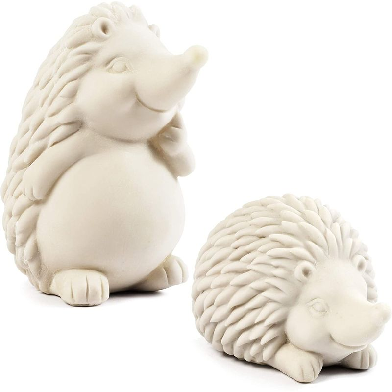 Paint Your Own Hedgehog (2 Pack)