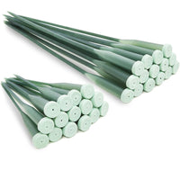 Floral Water Tubes for Flower Arrangements (2 Sizes, 30 Pack