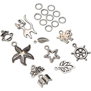 Jewelry Making Supplies, Alphabet Beads