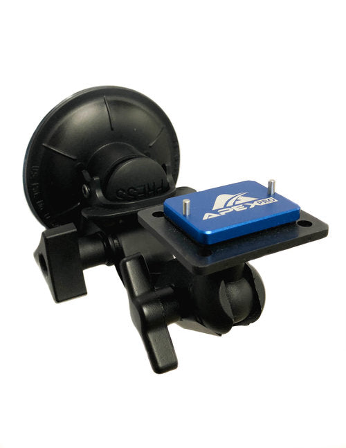 APEX Pro Data System Suction Cup Mount