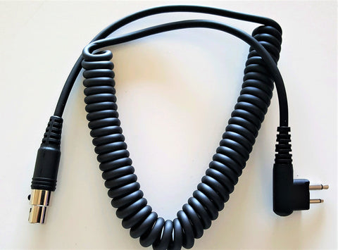 Headset Cord - select Radio brand
