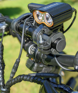 stalker mad bike predator spotlight 2400 lumens