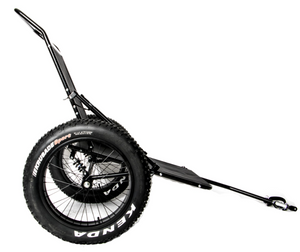 PRÉ-VENTE ORYX Mad Bike® Remorque Universelle Légère 150kg de Charge Utile Fat Bike Tout Terrain Expédition - STALKER MAD BIKE