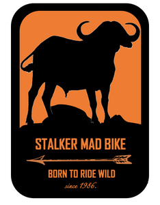 STALKER Mad Bike® - Sticker Collector Buffle - STALKER MAD BIKE