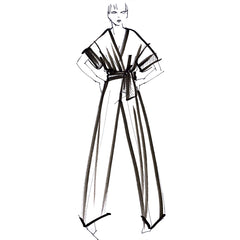 WINGATE Collection 04 Onasis Jumpsuit