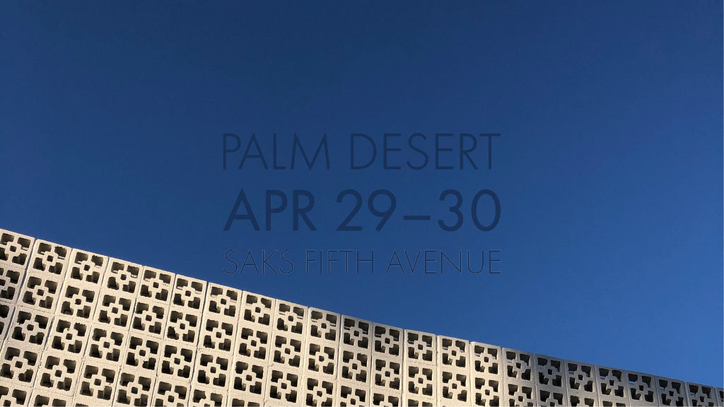 WANDERING WINGATE Palm Desert April 2021
