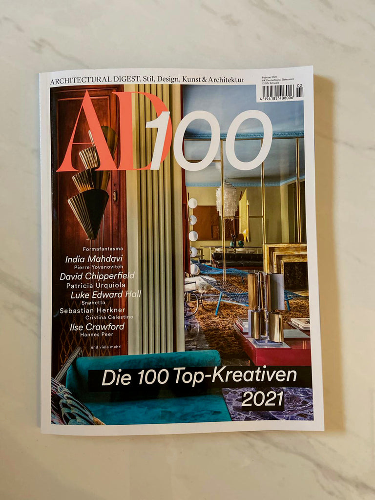 AD Architectural Digest Germany AD100
