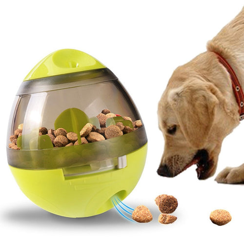 Slow Feeding Interactive Food Dispenser Ball