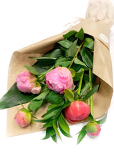 Load image into Gallery viewer, Peony Bouquet