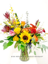 Load image into Gallery viewer, Designer's Choice Vase Arrangement