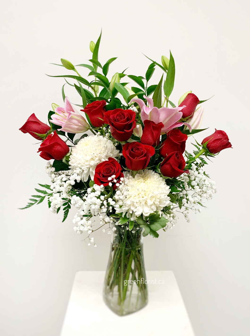 My Love Bouquet with dozen roses