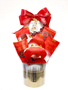 Godiva Christmas Collection
