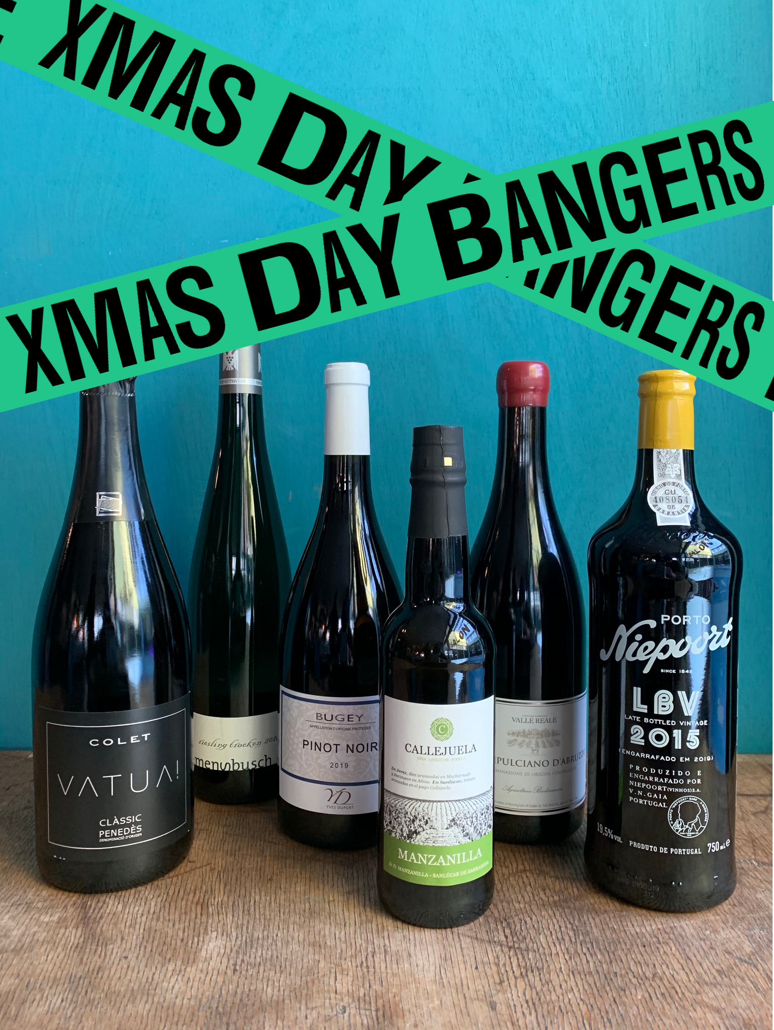 The Complete Xmas Day Bangers Box