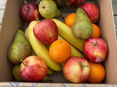 Organic Fruit Box - Square Farm Shop