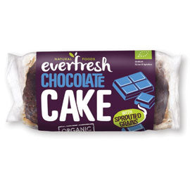 Everfresh Natural Foods Chocolate Cake Sprouted Wheat - Square Farm Shop