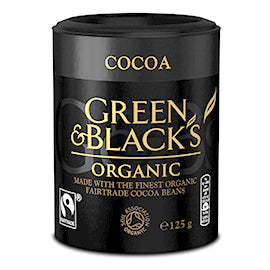 Green & Black's Cocoa - Square Farm Shop