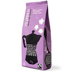 Clipper Espresso Style Roast & Ground Coffee - Square Farm Shop