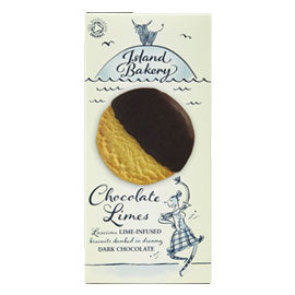 Island Bakery Organics Chocolate Limes Biscuits - Square Farm Shop