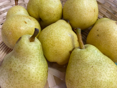 Organic Pears - Square Farm Shop