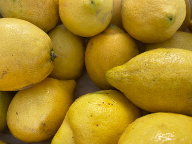 Organic Lemons - Square Farm Shop
