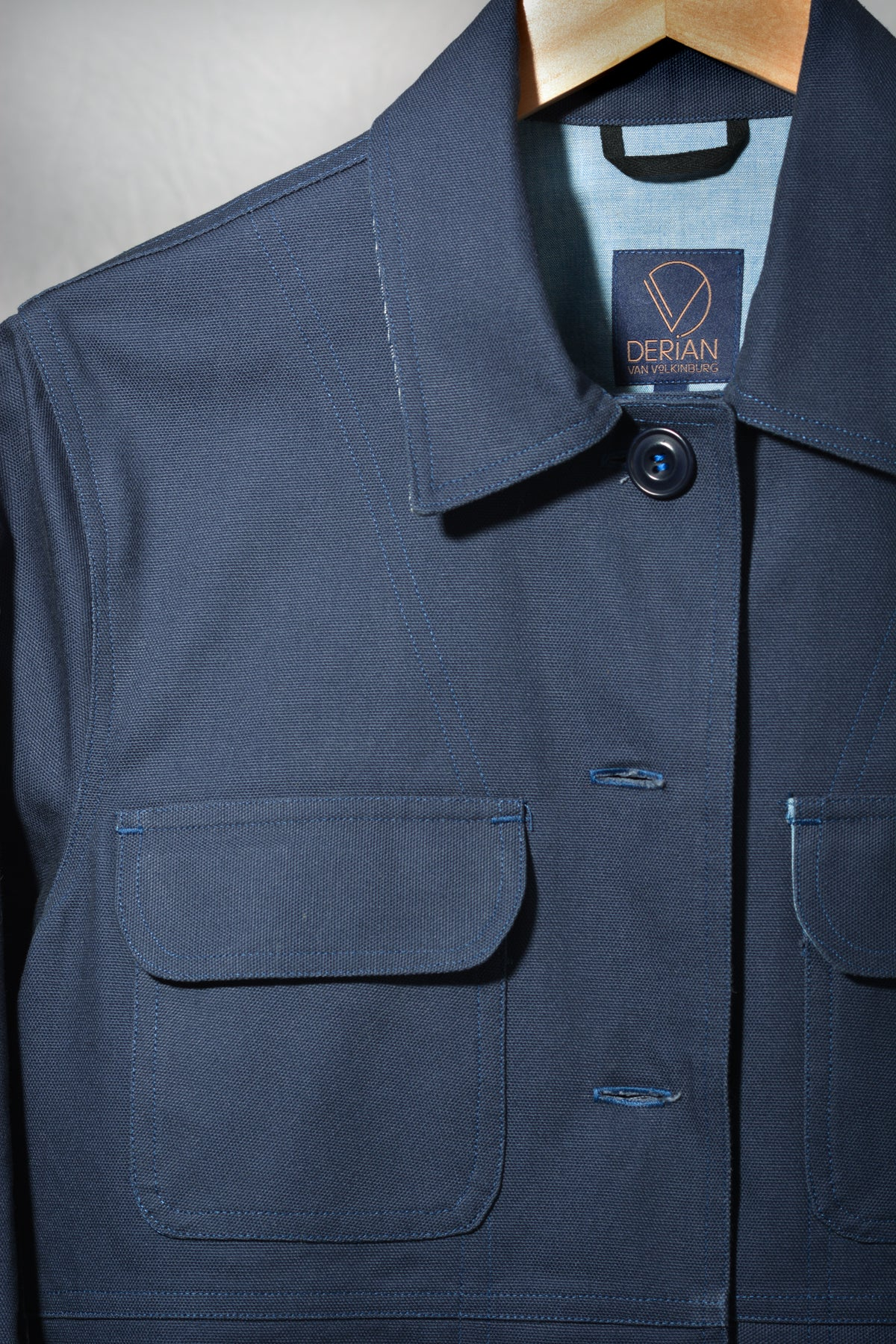 Resolve Work Jacket True Navy