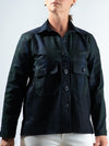 Florence Shirt Jacket in Blackwatch
