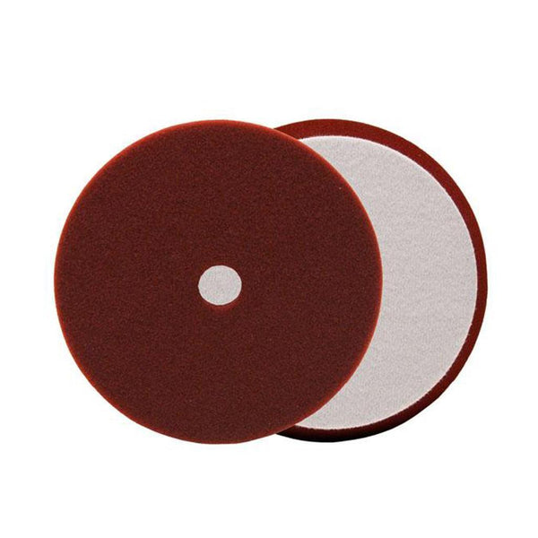 Buff and Shine URO-TEC Maroon Heavy Polish Foam Pad