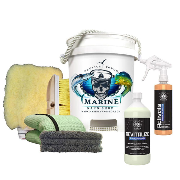 Wash Care and Maintenance Kit for Liquid Crystal Armour Ceramic Nano Coating