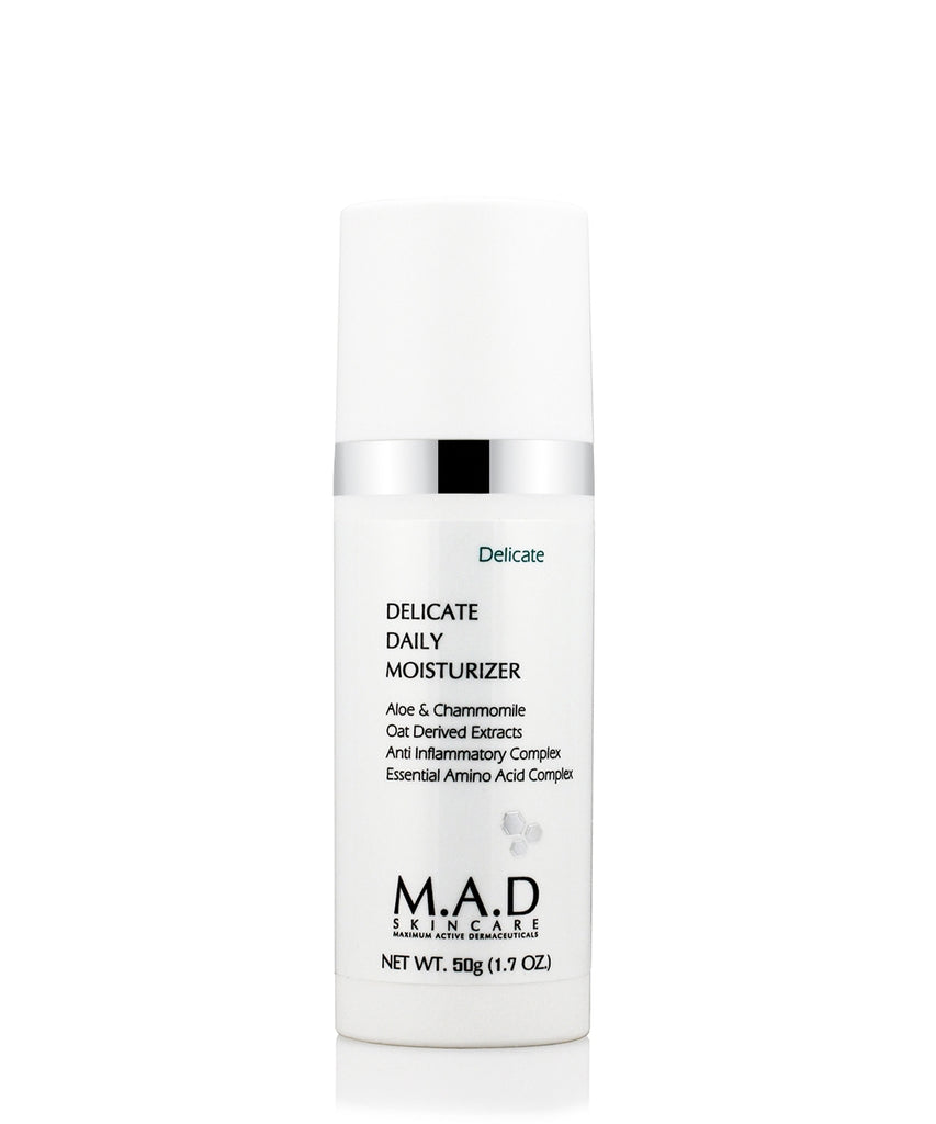 Delicate Daily Moisturizer || MAD