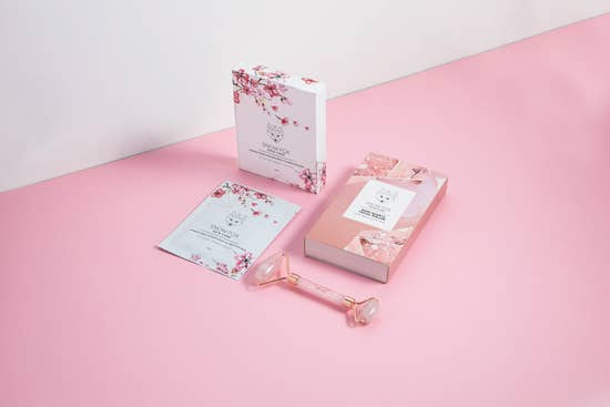 Cherry Blossom - White Tea Mask || Snow Fox