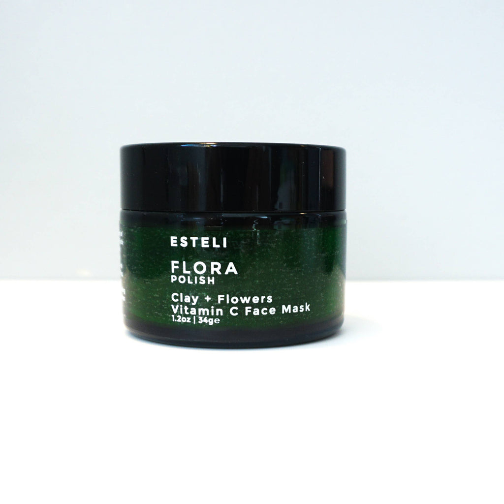 Flora Polish Vitamin C Mask || Esteli Body