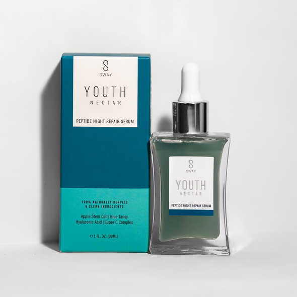 Youth Nectar Peptide Night Serum || SWAY