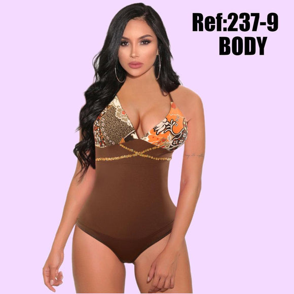 Body Sexy con Latex Colombiano 237-9 - TAINAMODALATINA.ES