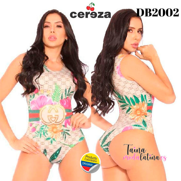 Body Colombiano Reductor CEREZA BD2002